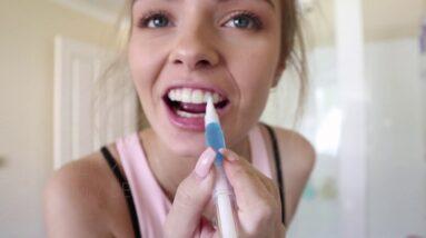 TAS National Finalist Brooke Rogers - Video Challenge #7 Snow Teeth Whitening Routine