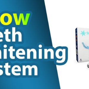Snow Teeth Whitening Kit All-in-One at-Home Teeth Whitening System for Whiter Teeth Withou