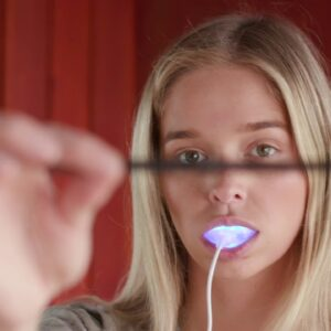 NSW National Finalist Rosy Reilly - Video Challenge #7 Snow Teeth Whitening Routine