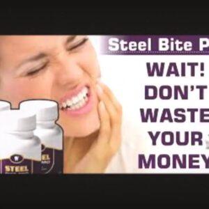 Does Steel Bite Pro Work