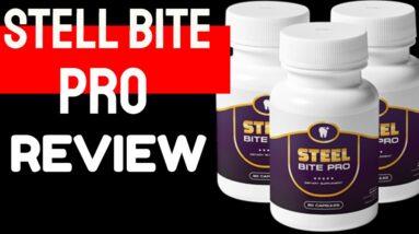 Steel Bite Pro Review 2020 - STEEL BITE PRO SUPPLEMENT SCAM ALERT!!