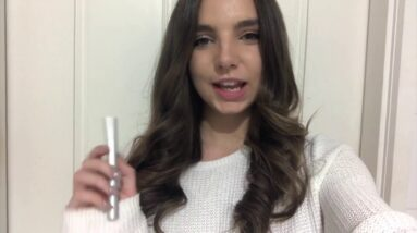 NSW State Finalist Isy Bentley - Video Challenge #7 Snow Teeth Whitening Routine